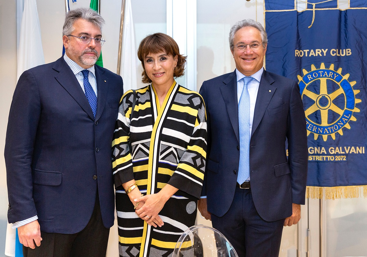 Di Curzio Presidente Galvani 2