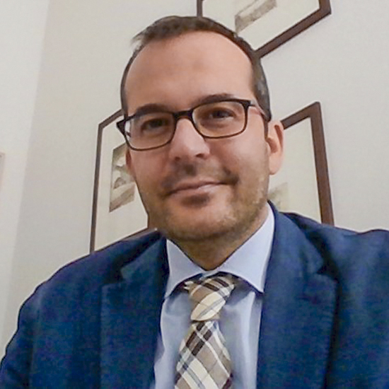Francesco Leali prof